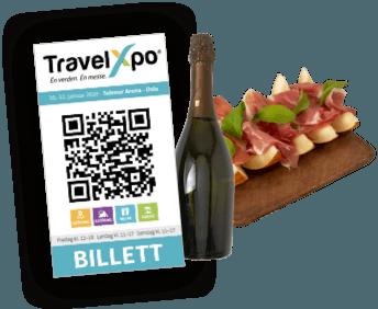 Inngang og billett til Smaken av Norge